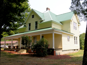 Crouse House - Alleghany Arts Council
